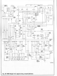1st gen batch fire injection to sequential electronic injection 94 ranger batch fire wiring diagram and pin out list