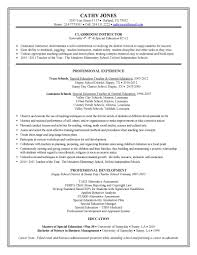 resume teacher template assistant resume example enjoy our gallery of sample teacher aide resume