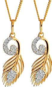 tanishq diamond pendant