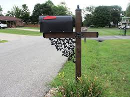 unique residential mailboxes. Image Of: Lowes Mailbox Post Unique Residential Mailboxes
