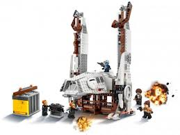 <b>Lego Star Wars</b> SOLO Rio Durant from set <b>75219</b> Construction Toys ...