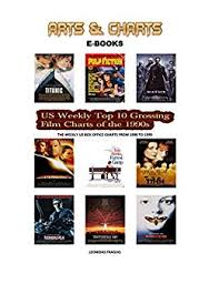 Us Weekly Top 10 Grossing Film Charts Of The 1990s Kindle