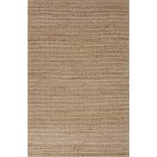 jaipur living himalaya 9 x 12 naturals jute rug in taupe and ivory rug113803