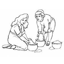 Small Picture Old Testament Coloring Pages