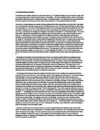 a clockwork orange the extract we are presented shows us the  page 1 zoom in