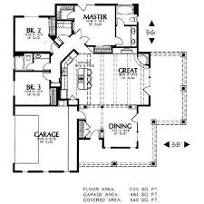 1900 sqft 4 bedroom house plans 1700 square foot house plans lovely 392 best bungalow