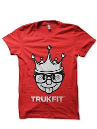 Trukfit Red Tee