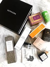 sephora natural skincare best skincare giveaway sephora box play subscription
