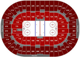 Detroit Red Wings Stadium Seating Chart Nhl Hockey Arenas Joe Louis Arena Home Of The Detroit
