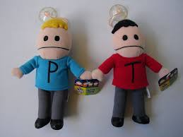 South Park Vending Machine Toys Inspiration RARE 48 South Park Terrance And Phillip Plush Hanging Toy Doll