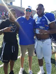 """Lance Leipold on Twitter: """"Great catching up with Cam Lewis and Chuck  Harris at today's Tropical Bowl. #ForeverABull #All41… """""""