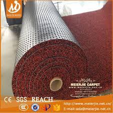 Pvc Coil Mat Carpet Roll For Car Automative Carpet Buy Pvc Coil