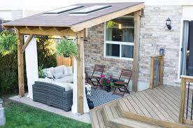 covered patio reveal