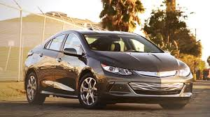 2017 Chevy Volt - Review and Road Test - YouTube
