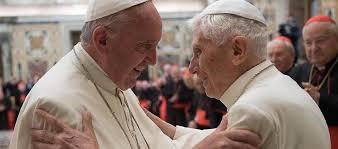 Resultado de imagem para nossa senhora aparecida e o papa bento XVI