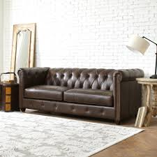 Wayfair Living Room Furniture Stylish Leather Sofas Wayfair For Leather Sofa 4610 Interior