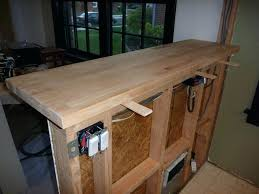 how to build a raised bar countertop large size of living kitchen bar top adding breakfast how to build a raised bar countertop
