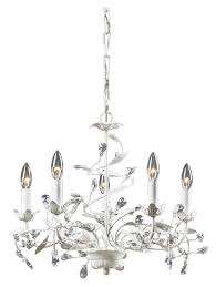 elk 18113 5 circeo 21 inch diameter 5 candle white rustic hanging chandelier loading zoom