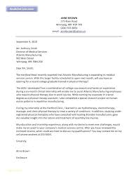 Unsolicited Cover Letter Examples Cover Letter Sample Free With