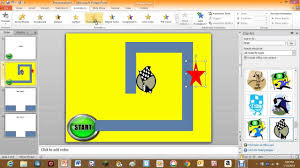 How To Make A Game In Powerpoint How To Make A Maze Game On Powerpoint 2010 Youtube