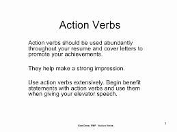 List Of Strong Action Verbs For Resume New Rdrew Action Verbs Interesting Action Verbs Resume