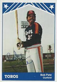 Bob Pate Baseball Stats by Baseball Almanac