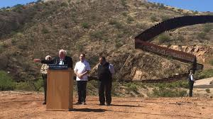 Bernie Sanders on the Border: 'We Don't Need a Wall' - ABC News