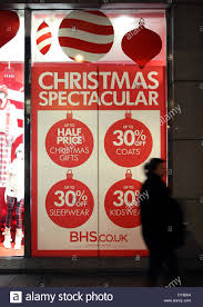 Sale Signs In Shop Windows Oxford Street Shops On Sale London