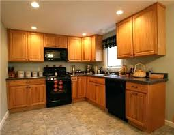 Small Picture Kitchens With Oak Cabinets colorviewfinderco