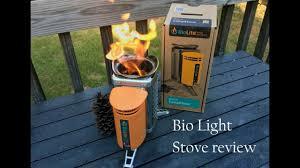 Bio Light 2 Bio Light Stove Review