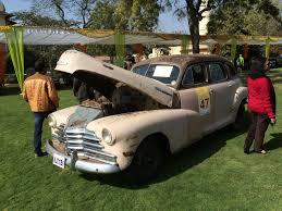 Chevrolet Fleetmaster, 1947 - Kapur's Vintage Cars