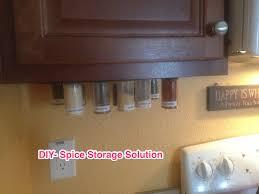 Diy Kitchen Storage Solutions Diy Kitchen Organization Pthyd