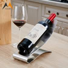 new design decorative wall wine racks
