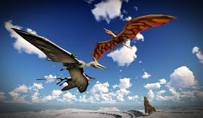 Image result for pterodactyls