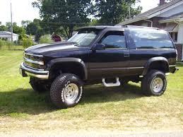 1992 Chevrolet Blazer Specs and Photos | StrongAuto