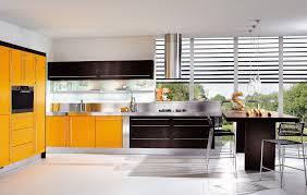 kitchen design yellow. kitchen design yellow brown white - stylehomes