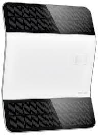 Steinel Solar Lights Steinel Xsolar L2 S Silver Solar Wall Light With 170