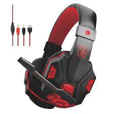 Satın Al Oyun Kontrolörler Aydınlık Patlama Modelleri Wheat Ile 830MV  Kulaklık Kablolu Kulaklık Bilgisayar Oyun Kulaklığı, TL330.77