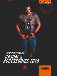 2018 ktm powerwear catalogue. brilliant 2018 when they show up on the job need to be ready for anything tried and  tested in paddocks all over world these professional outfits  intended 2018 ktm powerwear catalogue d