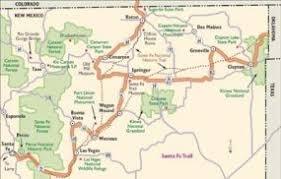 New Mexico Scenic Drive Santa Fe Trail Howstuffworks