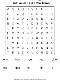 word for black and white sight words kindergarten