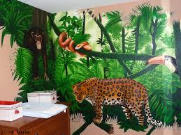 Decoration Chambre Bebe Jungle Chaios Com
