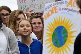Resultado de imagen para Greta Thunberg