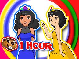 Princess Christmas 1 Hour Kids Hd Animation Frozen Elsa