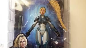 NECA Heroes of the Storm Nova Figure ...