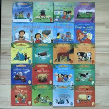 usborne farmyard tales and first experiences series 20 books