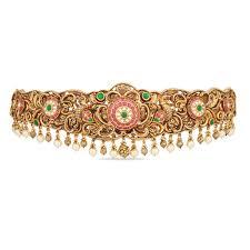 Vaddanam Designs 1 Gram Gold Online Shopping Buy Gold Oddiyanam Online Buy Gold Vaddanam Online Gold