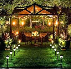 12v led outdoor garden lights outdoor lights garden exterior interesting outdoor dining room design ideas with