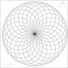 1001 Kleurplaten Fantasie Mandala Kleurplaat Mandala