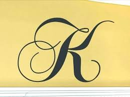large letters to hang on wall monogram letters wall decor large to hang on letter k